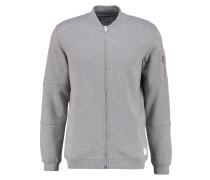 JCOPETE REGULAR FIT - Sweatjacke - light grey melange