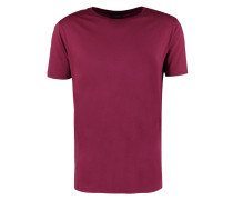 COREY SOL TShirt basic burgundy
