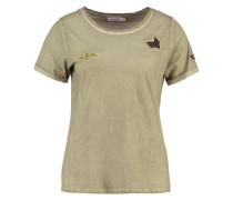 KYLIE - T-Shirt print - dusty olive