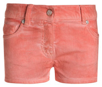 Jeans Shorts - coral