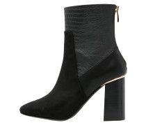 REN High Heel Stiefelette black