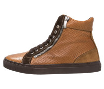 CELEBRATION Sneaker high cognac