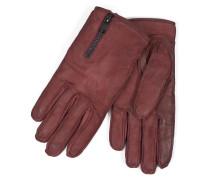 MARREE Fingerhandschuh red