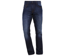 OREGON Jeans Bootcut darkblue denim