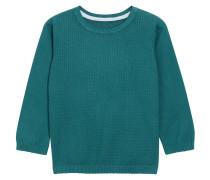 Strickpullover - green