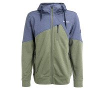 ZJAARD Fleecejacke navy heather