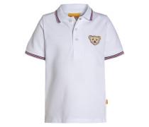 NEW SPORTS Poloshirt bright white