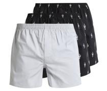 3 PACK Boxershorts black