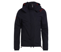 Übergangsjacke - nautical navy/rebel red
