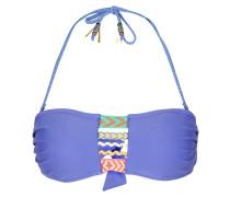 BikiniTop blue iris