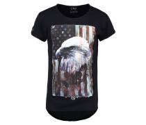 EAGLE - T-Shirt basic - black/black