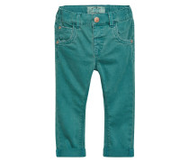 Jeans Straight Leg - green