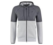 Sweatjacke athletic grey