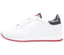 BUD - Sneaker low - white/blue
