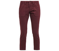 NISRINE Jeans Relaxed Fit bordeaux