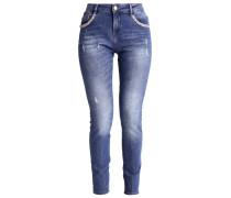 BRADFORD Jeans Slim Fit blue denim