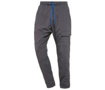 Jogginghose black nylon