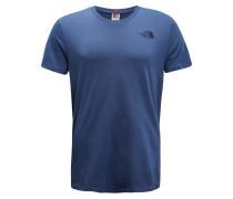 SIMPLE DOME - T-Shirt basic - blue