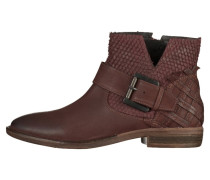 Ankle Boot burgundy