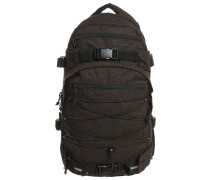 NEW LOUIS Tagesrucksack flannel brown