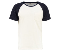 REGULAR FIT - T-Shirt print - washed black