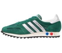 LA TRAINER OG - Sneaker low - collegiate green/matte silver/core black