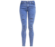 Jeans Skinny Fit light blue denim