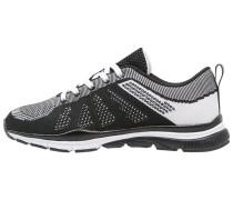 Sneaker low black/white