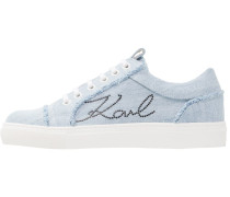 Sneaker low denim