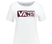 HALF BLAST TShirt print white