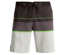 MIRAGE Badeshorts grey