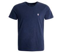 T-Shirt basic - navy mel