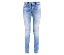 ADRIANA - Jeans Slim Fit - light random glam