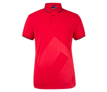 MILTON Poloshirt red intense