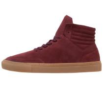 Sneaker high cremesi