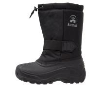 TICKLE8 Snowboot / Winterstiefel black