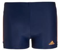 INFINITEX - Badehosen Pants - mystery blue/glow orange