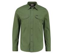 WORKER SHIRT REGULAR FIT Hemd military green