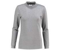 YASMIN Langarmshirt light grey melange