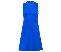 Jerseykleid royal blue
