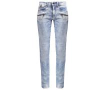GStar DAVIN ZIP HIGH SUPER SKINNY Jeans Slim Fit blade superstrech