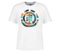 REGULAR FIT - T-Shirt print - optic white