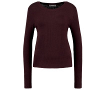 THE PERFECT - Strickpullover - new wine