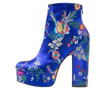 CHANAH - High Heel Stiefelette - blue
