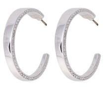 Ohrringe silvercoloured/crystal