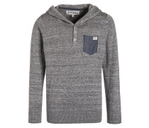GOM Strickpullover grey melanged