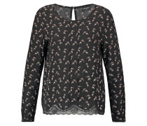 SWEET SWALLOW Bluse black