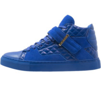 SASHIMI Sneaker high parigian blue/gold