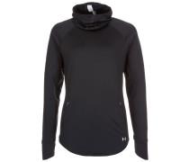 NOBREAKS BALACLAVA Sweatshirt black/white/reflective