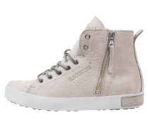 Sneaker high light grey